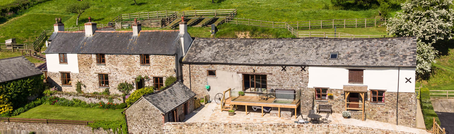 Bartridge Farm Holiday Cottage North Devon