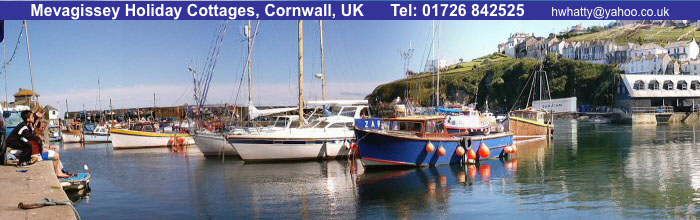 Mevagissey Holiday Cottage